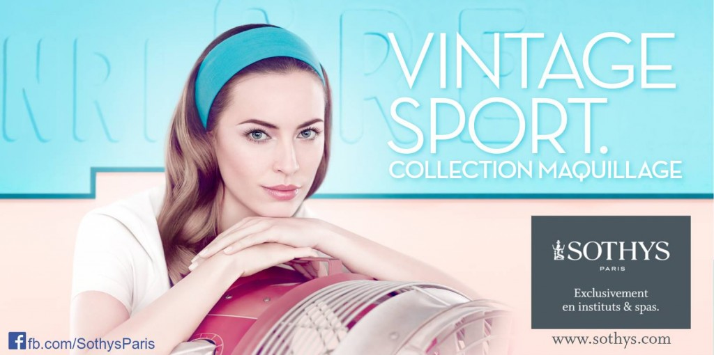 Collection Vintage Sport de Sothys